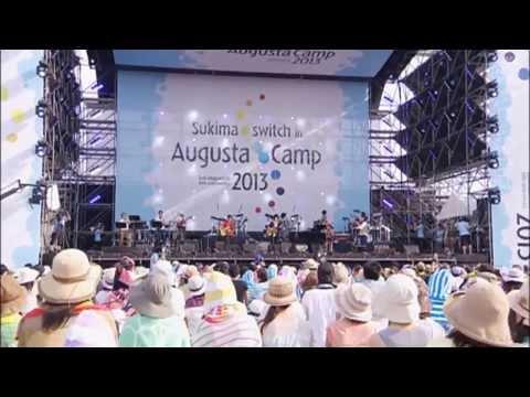 長澤知之×スキマスイッチ / 誰より愛を込めて (from Augusta Camp 2013)