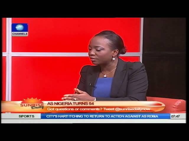 Nigeria's Independence Celebration  Should Focus On Judicial System – Lawyer PT2