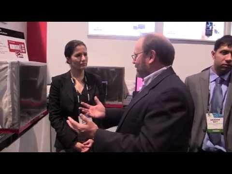 #CES2015: Broadcom's 5G Wi-Fi 4x4 MU MIMO Solution