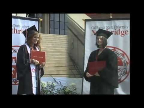CSUN Commencement 2013: Curb College of Arts, Media, and Communication