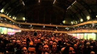 FESTHALLE Frankfurt 29.05.2011 Full of RUSH fans !