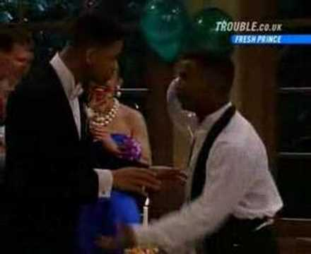 Carlton Dance Episode Carlton Dances on Speed at The