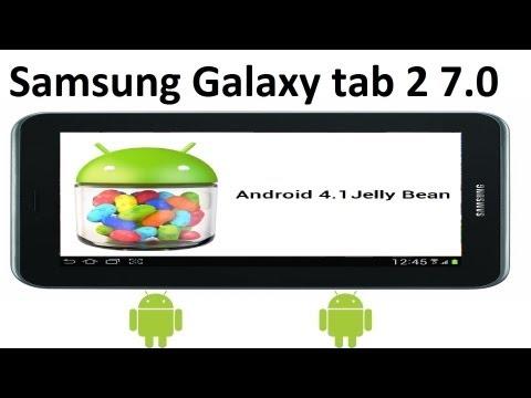 ACTUALIZACIÓN   Galaxy tab 2 7.0 p3110 JELLY BEAN OFICIAL :D