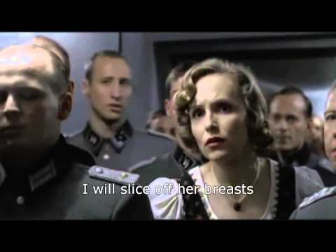 Hitler finds out his wife is cheating on him.
