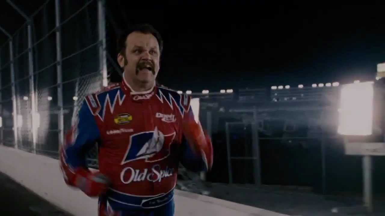 the ballad of ricky bobby The fastest man on four wheels, ricky bobby (will ferrell) is one of the greatest drivers in nascar history a big, hairy american winning machine, ricky has.