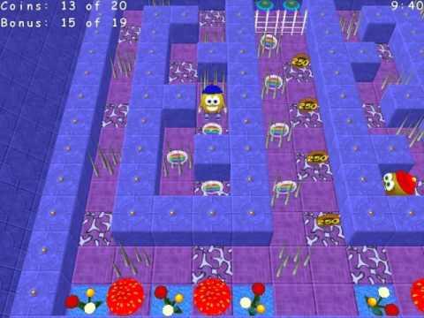 RTW:My Custom Level 57-Spikes and Electro tiles everywhere!!!
