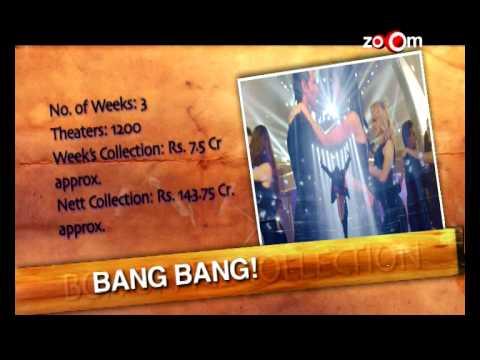 Happy New Year, Bang Bang, Haider - Box Office Collection
