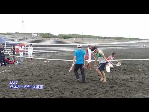 MOVIE | 湘南ビーチテニスTOUR第2戦 鵠沼