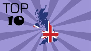 Top 10 Facts About The United Kingdom