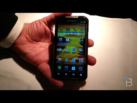 Lanzamiento Motorola Ironrock para Nextel