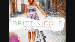 Welcome to the show-Britt Nicole