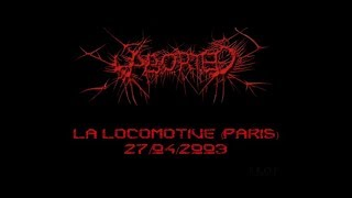 ABORTED - To Roast and Grind - Live@La Locomotive (Paris) 27/04/2003 #Aborted