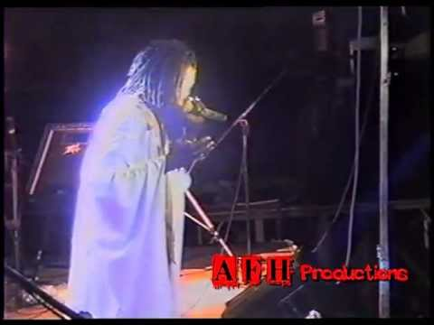 Culture Joseph Hill Live In Ghana Concert -new Release- Two Sevens Clash. video
