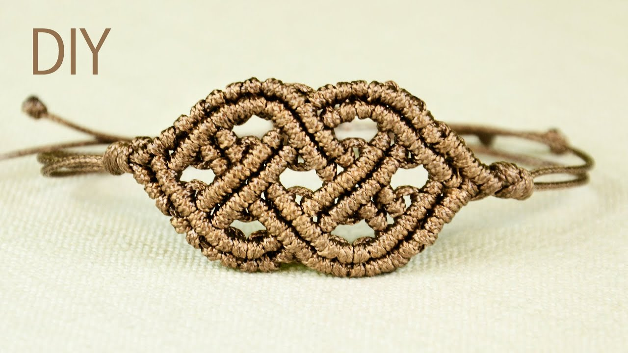 Macrame friendship bracelet patterns