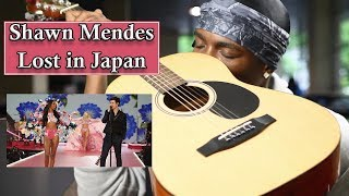 Shawn Mendes Lost In Japan Live From The Victoria S Secret 2018 Oso 39 S Reaction