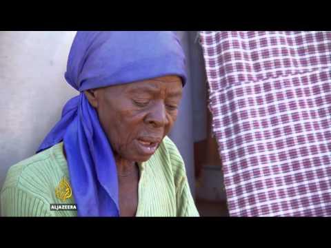 Cholera outbreak at refugee camps in Haiti