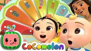 Music Song | CoCoMelon Nursery Rhymes & Kids Songs