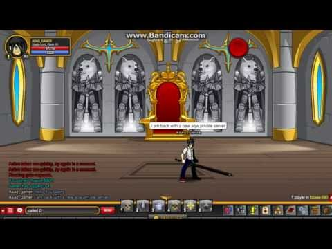 media aqw private server no hamachi online