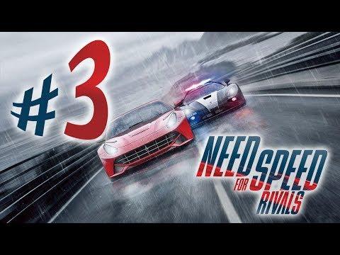 Need For Speed . Rivals. Parte 3. 360km.h  oO Playthrough Dublado em PT.BR