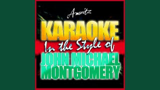 Watch John Michael Montgomery Four Wheel Drive video