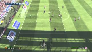 PES 2015 Demo Gameplay 1st match + thoughts