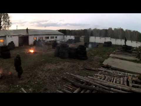 МОБИЛИЗАЦИЯ 2013 (А-13) - Пистолетная дуэль