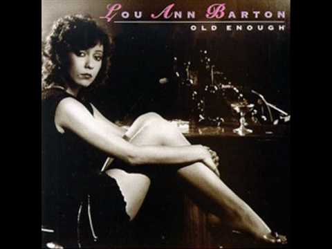 Lou Ann Barton - Its Raining.wmv