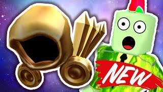 DIT IS HET *ZELDZAAMSTE* ROBLOX ITEM! (Roblox Dominus Lifting Simulator)