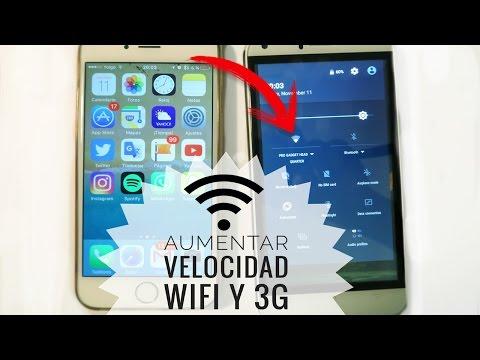 Como Aumentar Señal Wifi y 3G/4G en Móvil   TRUCO FACIL Android & iPhone 2017