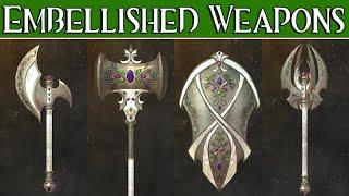 EMBELLISHED Black Lion Weapons ● Guild Wars 2