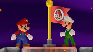 Cannon Super Mario Bros. Wii - 05 - 2 Player Co-Op