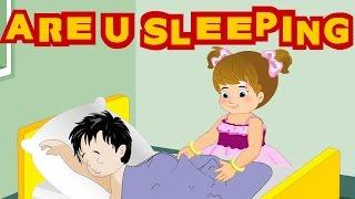 Are You Sleeping in Urdu | کیا تم سو رہے ہو | Urdu Nursery Rhyme