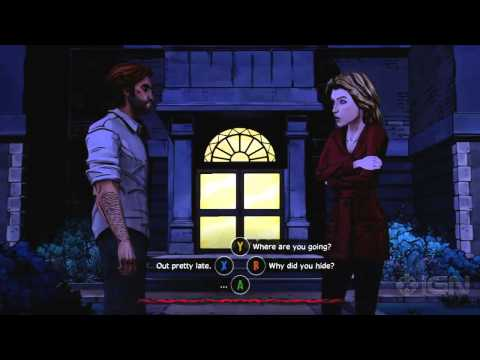 The Wolf Among Us: Episode 1 - Review