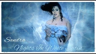 Sandra - Nights In White Satin (Official Video 1995)