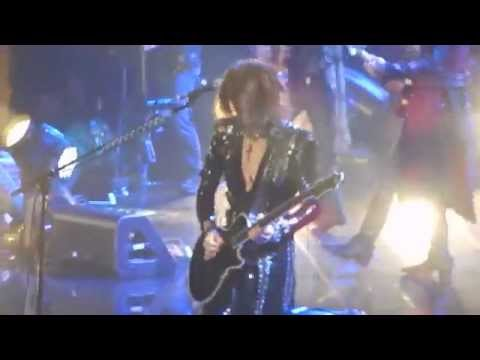 Japan - rusty nail - live madison square garden new york 10-11-14
