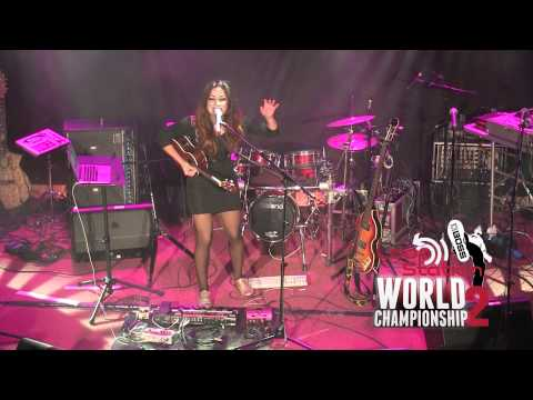 Liah Soares - BOSS Loop Station World Championship 2