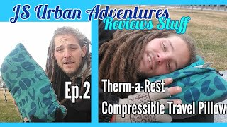 THERM-A-REST COMPRESSIBLE TRAVEL PILLOW REVIEW