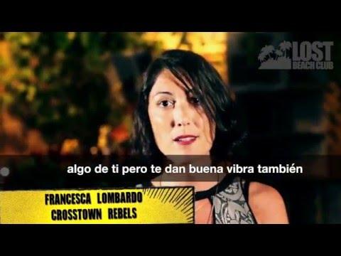 Lost Beach Club - Semana Santa 2016 part 1 Francesca Lombardo, Victoria Mussi, Koko