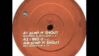 Watch Basement Jaxx Jump N Shout video
