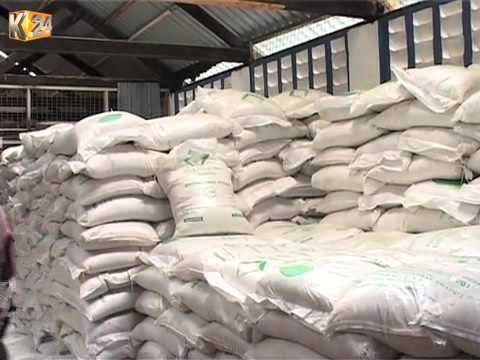 Smuggled sugar believed to originate from Brazil or Madagascar seized