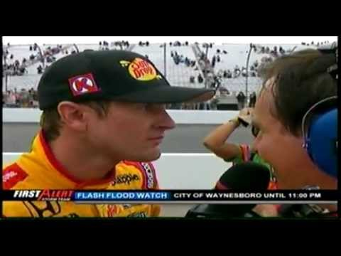 2011 MoveThatBlock.com Indy 225 - Ryan Hunter-Reay Wins (Interviews Included)