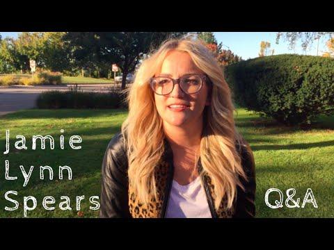 Jamie Lynn Spears Q&A #2