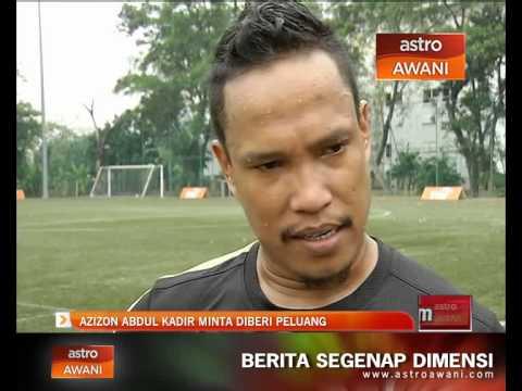 Penjaga gol berpengalaman Azizon Abdul Kadir mengharapkan pengertian orang ramai untuk buka peluang dia buktikan kemampuan walaupun segelintir menganggap kelibatnya dalam skuad kebangsaan sebagai...