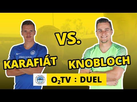 O2 TV Duel: Ondřej Karafiát a Milan Knobloch hrají Dobble