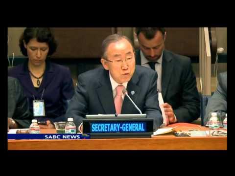 Ban Ki-moon denounced attack on UN staff in Somalia