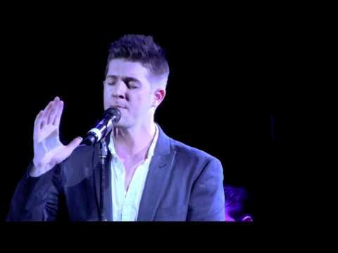 Eric Michael Krop - Turning Tables at Broadway Sings Adele