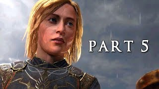 SHADOW OF WAR Walkthrough Gameplay Part 5 - Arena (Middle-earth)
