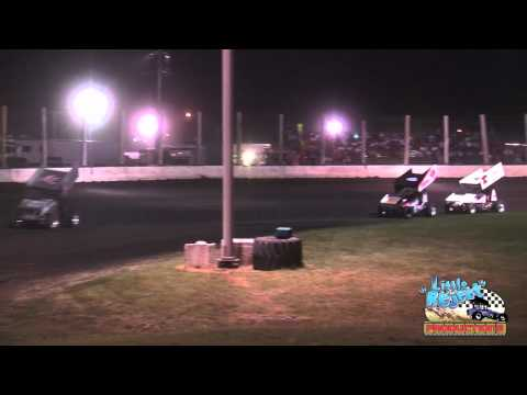 MOWA Sprints | Lincoln Speedway A-Main | July 6th, 2012