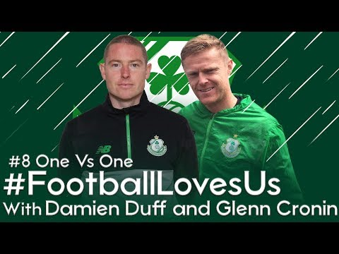 Shamrock Rovers #FootballLovesUs - #8 One Vs One