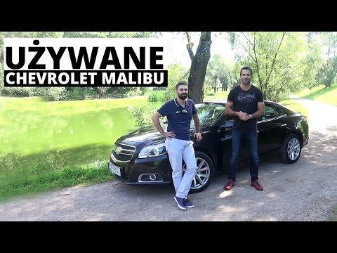 Chevrolet Malibu 2.0D 160 KM, 2012 - TEST używane - Zachar OFF